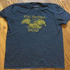 Zac Brown Jekyl + Hyde 2015 Tour Tee